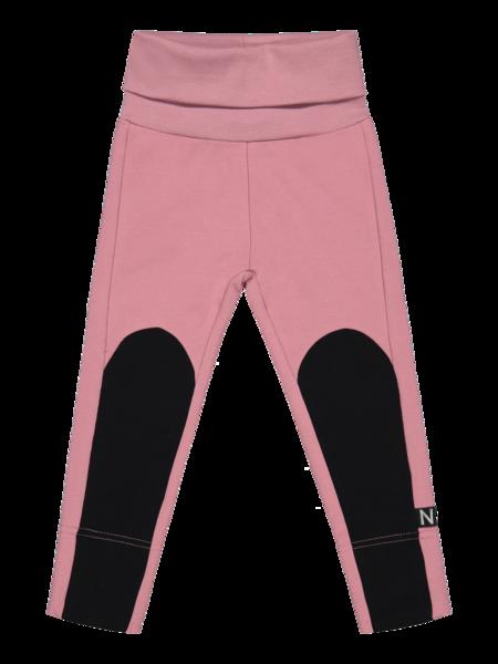 Vanhoista kuluneista housuista lapselle leggingsit